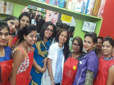 Beauty Courses in Mumbai @ 7045772467 | Government Beauty Parlour