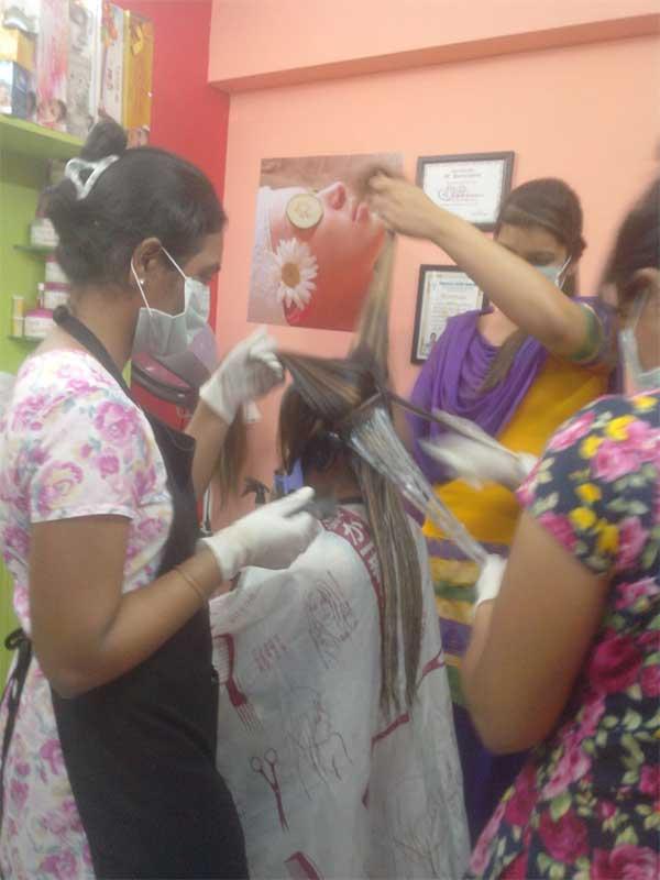 Beauty Courses in Mumbai @ 7045772467 | Government Beauty